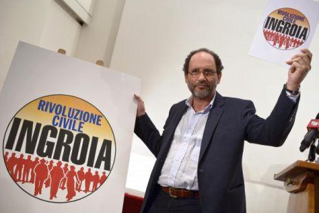 La Rivoluzione Civile di Antonio Ingroia